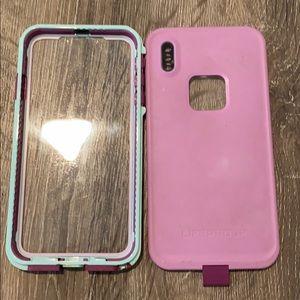 LifeProof Accessories - Used Lifeproof Case IPhone XS Max Purple